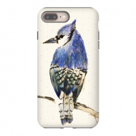 iPhone 8/7 plus  Bluebird of Happiness by Bettie * Blue