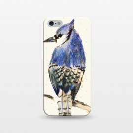 iPhone 5/5E/5s  Bluebird of Happiness by Bettie * Blue