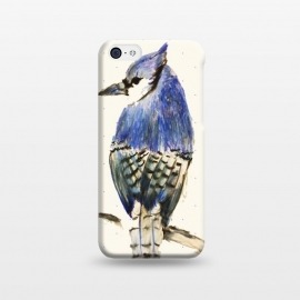 iPhone 5C  Bluebird of Happiness by Bettie * Blue