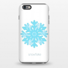 iPhone 6/6s plus  Snowflake -light blue by Bettie * Blue