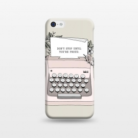 iPhone 5C  Don't Stop by Barlena