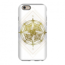 iPhone 6/6s  Golden Compass by Barlena