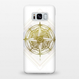 Galaxy S8+  Golden Compass by Barlena