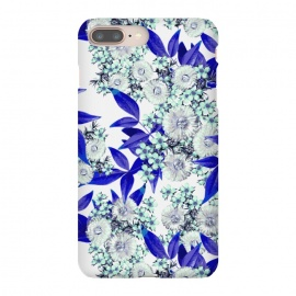 iPhone 8/7 plus  Final Party (Blue) by Zala Farah