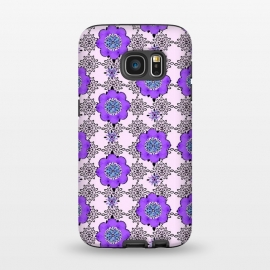 Galaxy S7  Purple Shmurple by Bettie * Blue