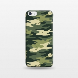 iPhone 5C  Army of Hugs by Santiago Sarquis