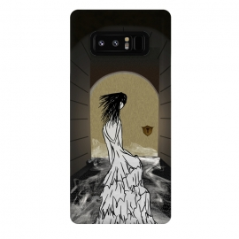 Galaxy Note 8  Ghost in the Hallway by Amy Smith ()
