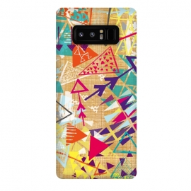 Galaxy Note 8  Tribal Arrows by Rachael Taylor ()