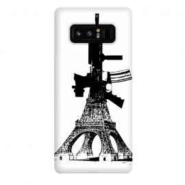 Galaxy Note 8  Eiffel Power by Brandon Combs ()