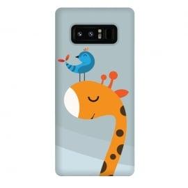Galaxy Note 8  Orange by  ()