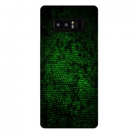 Galaxy Note 8  Reptile Skin by Nicklas Gustafsson (green,skin,reptile,alien,pattern,lizard,scales,snake)