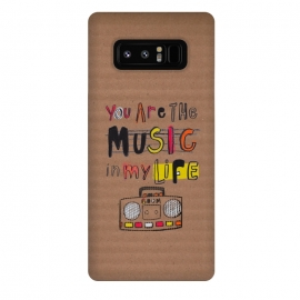 Galaxy Note 8  You are the Music by MaJoBV ()