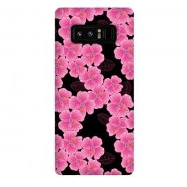 Galaxy Note 8  Pinkon Black by  ()