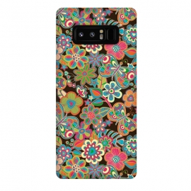 Galaxy Note 8  My Butterflies and Flowers by  ()