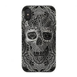 iPhone Xs / X  Lace Skull by  ()
