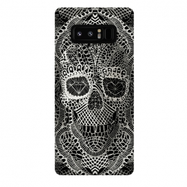 Galaxy Note 8  Lace Skull by Ali Gulec ()