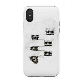 iPhone Xs / X  Skull 3 by  ()