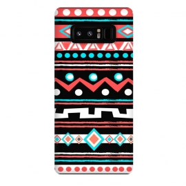 Galaxy Note 8  Black Tipi by Nika Martinez ()