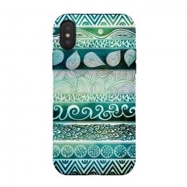 iPhone Xs / X  Dreamy Tribal by  ()