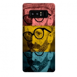 Galaxy Note 8  Hipster Van Goghe by  ()