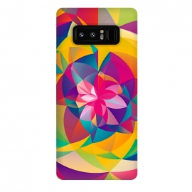 Galaxy Note 8  Acid Blossom by Eleaxart ()