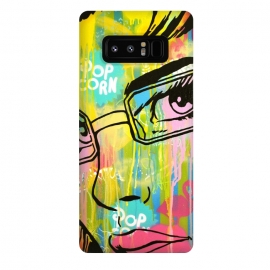 Galaxy Note 8  It's all in the Glasses by Scott Hynd ()