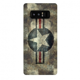 Galaxy Note 8  Airforce Roundel Retro by  ()