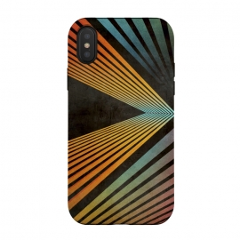 iPhone Xs / X  CRAZY RANIBOW 2 by  ()