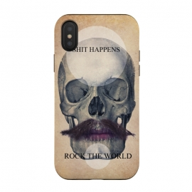 SKULL ROCK THE WORLD OK by Diego Tirigall ()