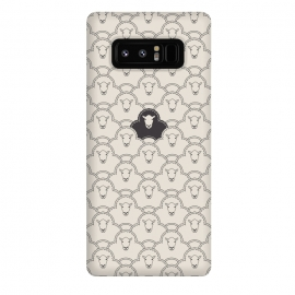 Galaxy Note 8  Black Sheep by Davies Babies