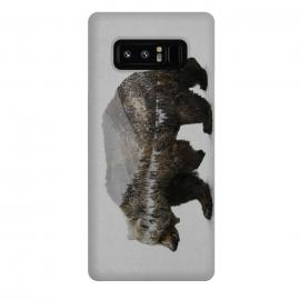 Galaxy Note 8  The Kodiak Brown Bear by  ()