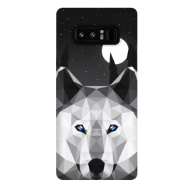 Galaxy Note 8  The Tundra Wolf by  ()