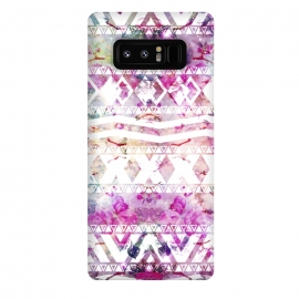 Galaxy Note 8  Nebula Flowers Floral by Girly Trend ()