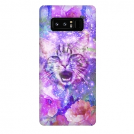 Galaxy Note 8  Cat Sc by Girly Trend ()