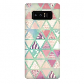 Galaxy Note 8  Triangles sc by Girly Trend ()