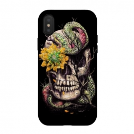 Snake and Skull by Nicebleed ()