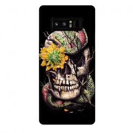 Galaxy Note 8  Snake and Skull by  ()
