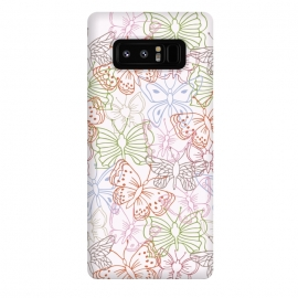 Galaxy Note 8  Butterfly Field by TracyLucy Designs ()