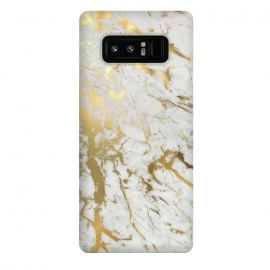 Galaxy Note 8  Gold Marble by M.O.K. ()