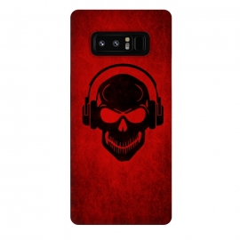 Galaxy Note 8  Skull by Philipp Rietz