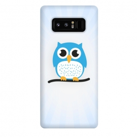 Galaxy Note 8  Sweet Cute Owl by Philipp Rietz ()