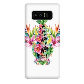 Galaxy Note 8  The Skull Tower by Riza Peker ()