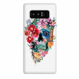 Galaxy Note 8  Momento Mori VI by Riza Peker