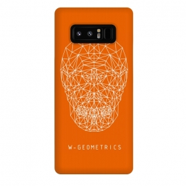 Galaxy Note 8  Calavera by W-Geometrics ()