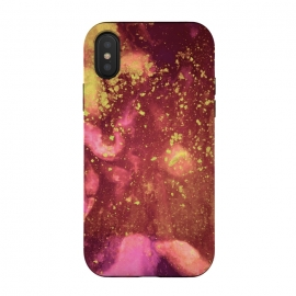iPhone Xs / X  Gilded Flakes by Ashley Camille