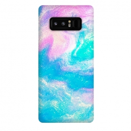 Galaxy Note 8  Candy Foam by Ashley Camille ()