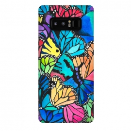 Galaxy Note 8  Butterfly Spark by  ()