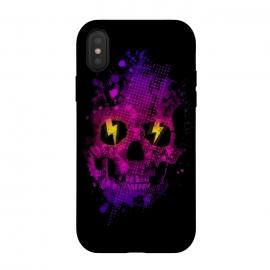 iPhone Xs / X  Acid Skull by  ()