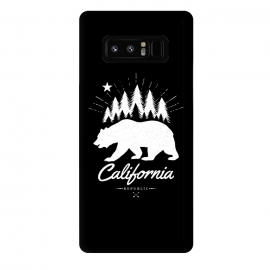 Galaxy Note 8  California Republic by Mitxel Gonzalez ()