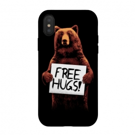iPhone Xs / X  Free Hugs by  ()